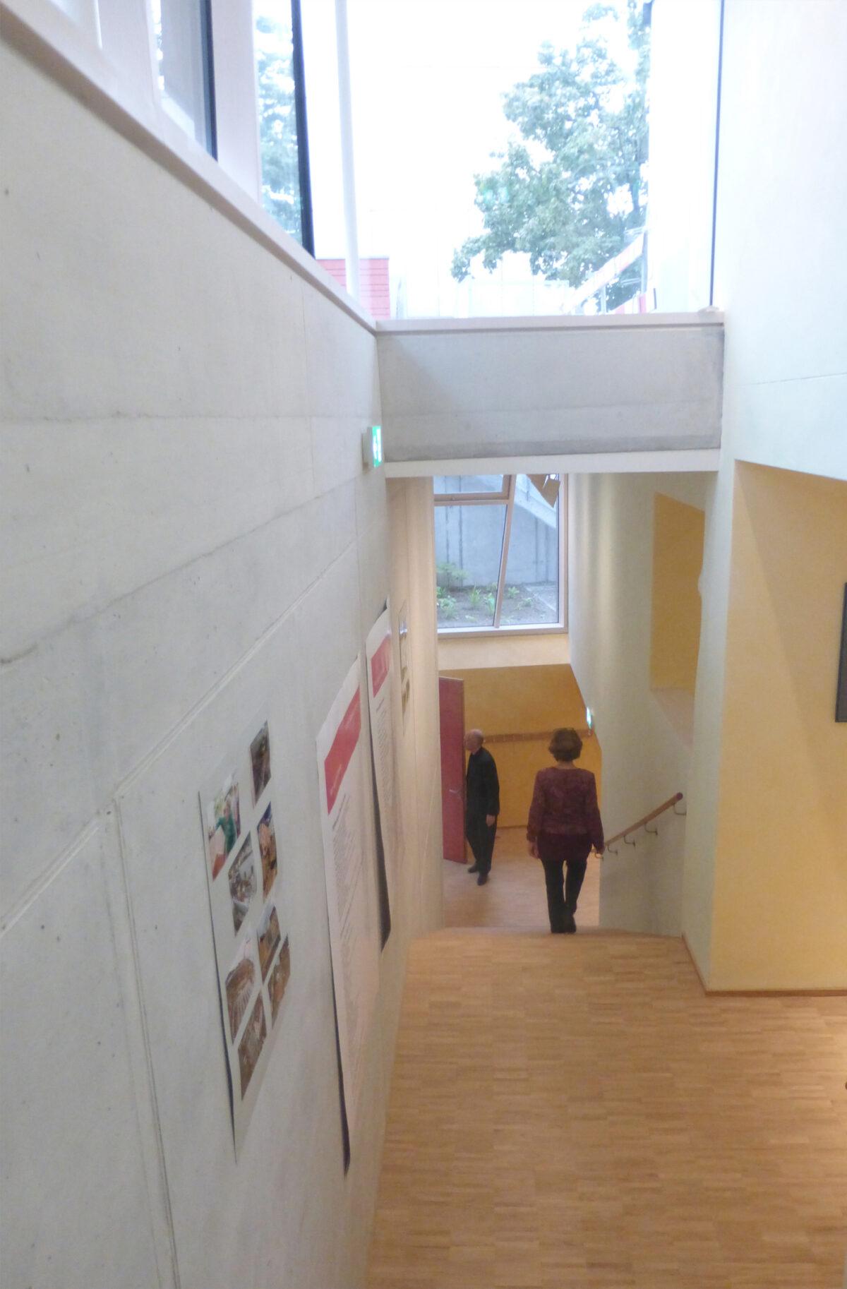 Schulerweiterung und Mensa Rudolf Steiner Schule Winterthur / Schweiz