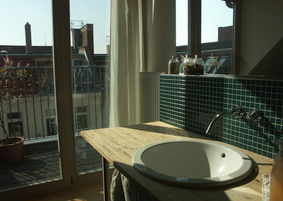 Dachgeschossausbau Berlin – Prenzlauer Berg