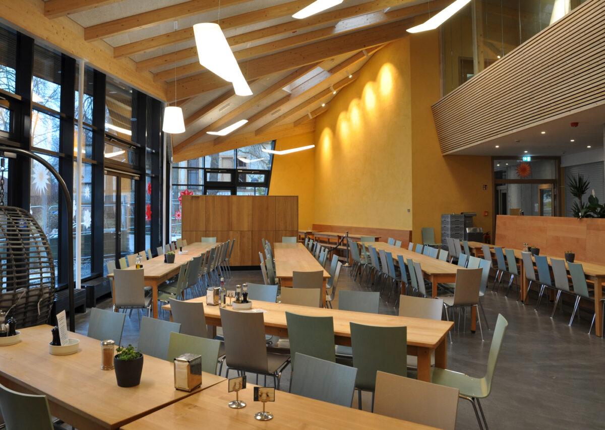 Schulerweiterung und Mensa Rudolf Steiner Schule Bochum