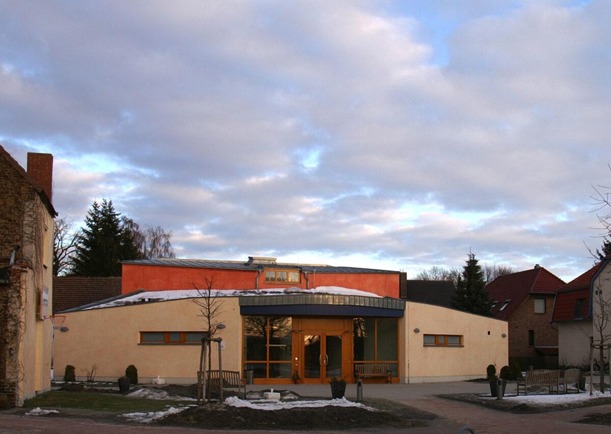 Erweiterungsbauten für die Camphill-Einrichtung Berlin Alt-Schönow
