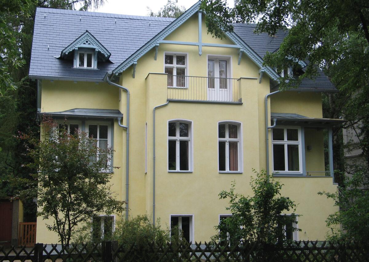 Sanierung des Waldorfkindergartens  in Berlin-Hermsdorf