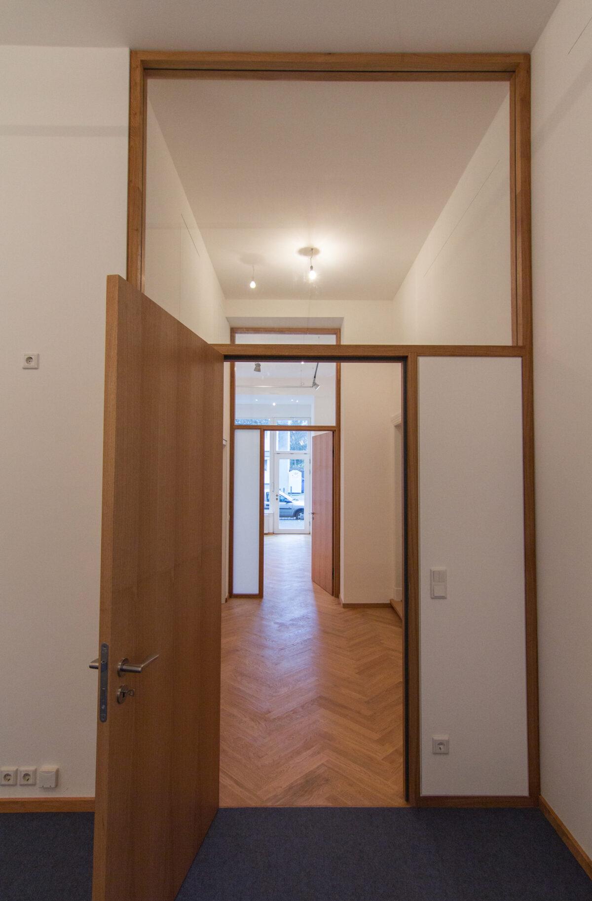 Sanierung eines Gründerzeit-Mehrfamilienhauses in Berlin-Wedding